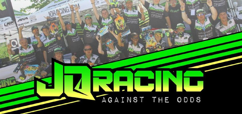 Join JQRacing for 2018