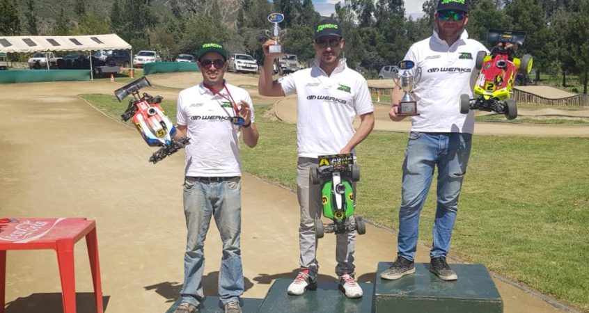 JQRacing Team Bolivia Dominates Nationals