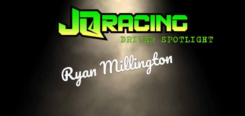 Driver Spotlight: Ryan Millington